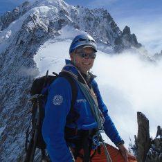 Robin Beadle Mountain Guide
