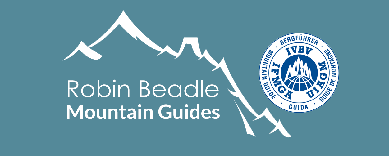Robin Beadle Mountain Guides: Guiding for Individuals and Private Groups
