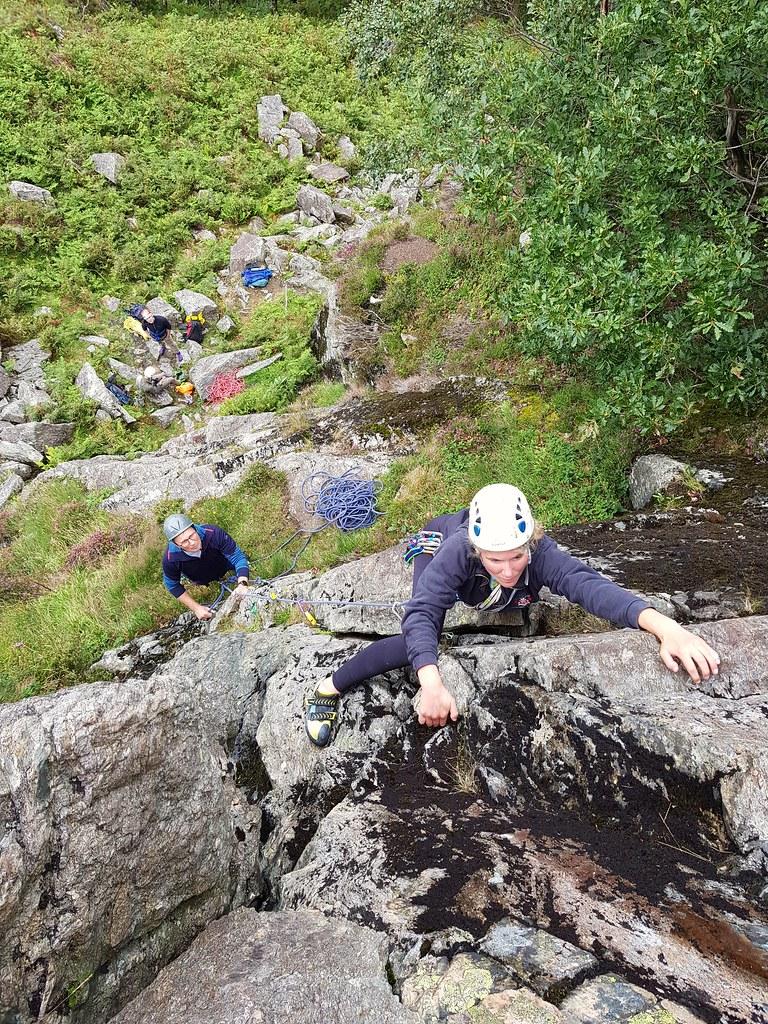 Rock Climbing in the Lake District, UK & Worldwide - Bespoke Courses   Robin Beadle