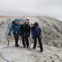Winter Mountain Guiding