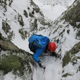 Guided Winter Climbing in the Lakes