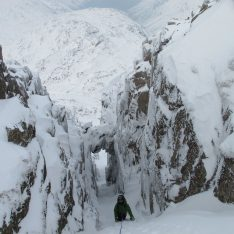 Winter Skills on Helvellyn and Great End